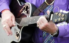 Guitar in action!